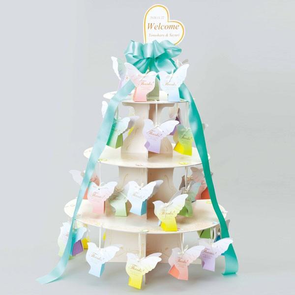 スイングバード 45個セット プチギフト お菓子 お礼 大量 結婚式 プレゼント ウェルカムオブジェ