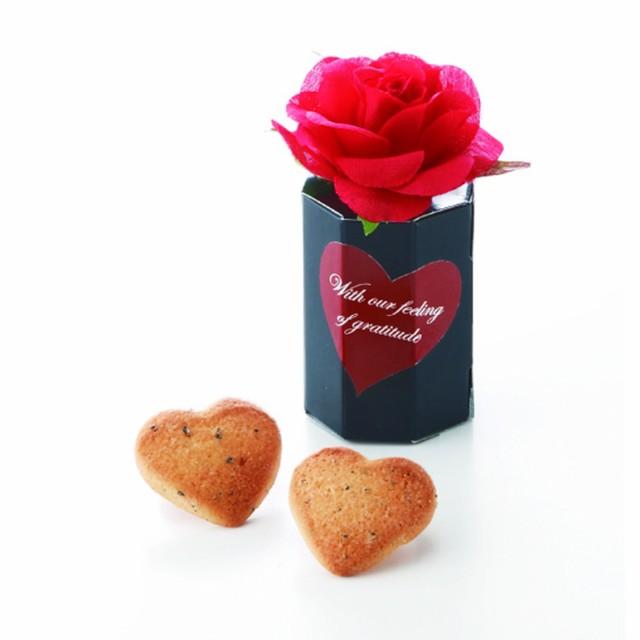 リースルージュ 追加1個 紅茶クッキー プチギフト お菓子 結婚式 披露宴 プレゼント