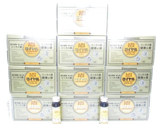 コッカスドリンクローヤルX100本セット・アドバンス腸内細菌飲料・送料無料