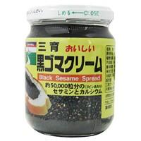 黒ゴマクリーム(190g)【三育フーズ】