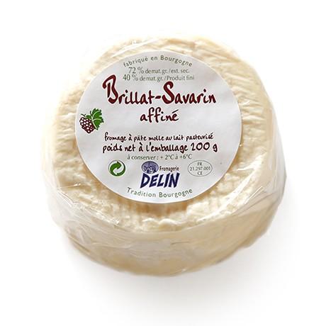 チーズ フランス産/ブリア・サヴァラン【500g】【冷蔵のみ】【D+2】【父の日 ギフト プレゼント お返し お中元 お歳暮 パーティ】