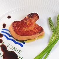 フォアグラ 入荷したて!!フランス産 最高級フレッシュタイプ フォアグラ カナール (鴨)foie gras【冷蔵のみ】【予約商品】【お中元