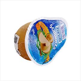 チーズ イタリア産/ザネッティ社製:スカモルツァ・アフミカータ【250g】【冷蔵のみ】【D+2】【父の日 ギフト プレゼント お返し お中元