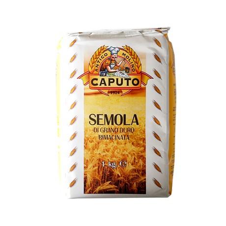 カプート社/セモリナ粉(セモーラ デ グラノ ドゥロ/小麦粉)1kg【お中元 ギフト】