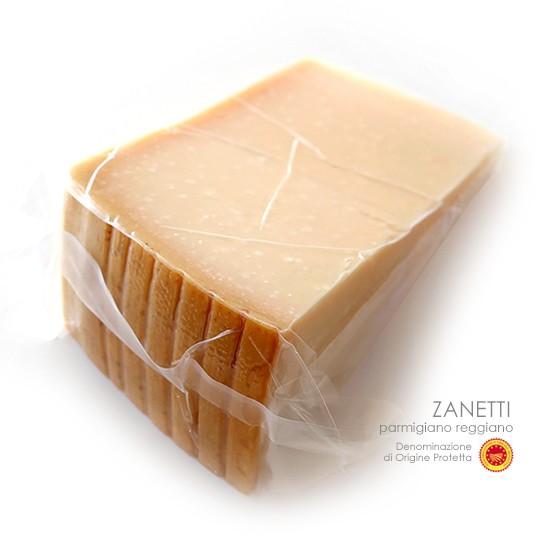 チーズ ザネッティ社製 パルミジャーノ レッジャーノ メッザーノ / mezzano 【1kg】パルミジャーノレッジャーノ協会に正式に認定される製