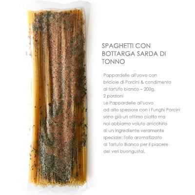 パスタ イタリア産ボッタルガのスパゲッティ カラスミ からすみ【220g】原材料は全て無添加素材のパスタセット!【常温/全温度帯可】