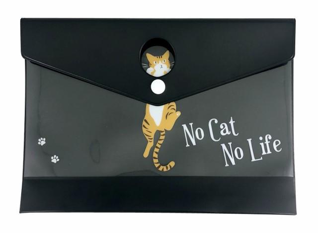 送料無料 ポーチ クリアポーチ チャトラ 猫 ネコポーチ ビニールバッグ ポーチ ビニールポーチ 収納 バッグインバッグ
