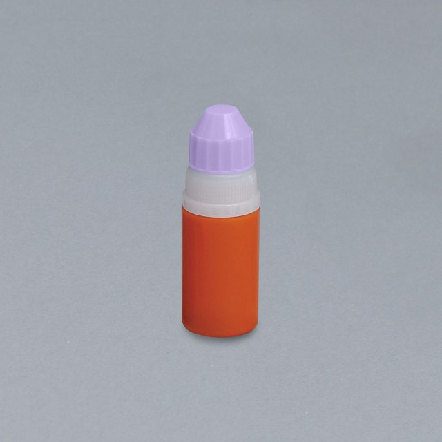 点滴容器ストッパー3号(未滅菌) 本体:茶 キャップ:フジ 10CC(100ポンイリ) 1袋 エムアイケミカル 08-3040-0227