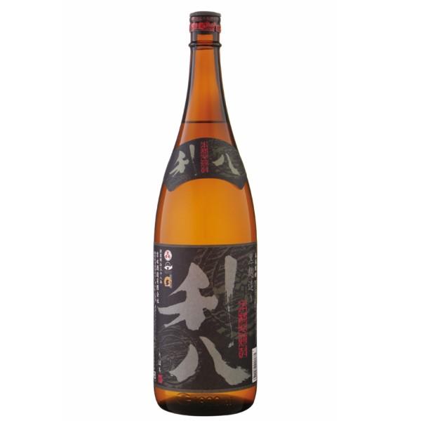 芋焼酎 焼酎 芋 利八黒 りはちくろ 25度 1800ml 吉永酒造 いも焼酎 鹿児島 酒 お酒 ギフト お祝い