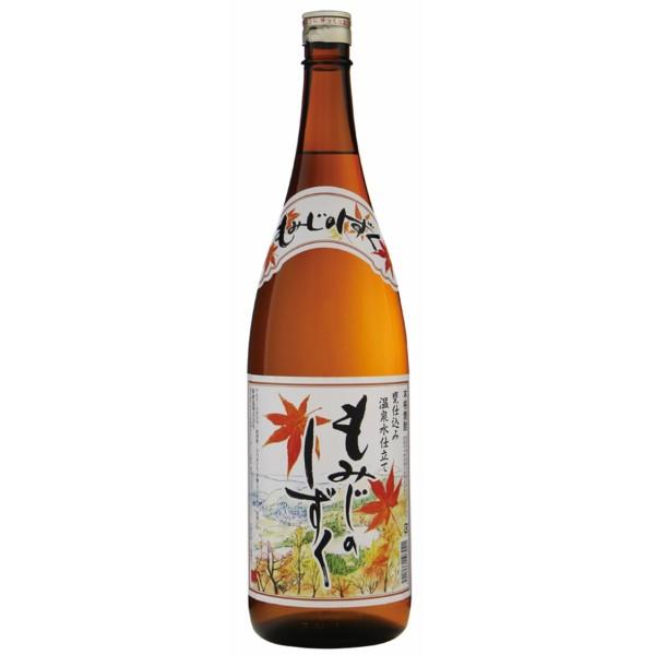 芋焼酎 焼酎 芋 もみじのしずく 25度 1800ml 神酒造 いも焼酎 鹿児島 酒 お酒 ギフト 一升瓶 お祝い