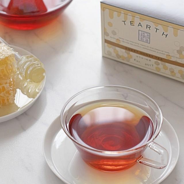 はちみつ紅茶 25袋x2gx5箱 紅茶 ギフト プレゼント 手土産 にも最適。ティーバッグ はちみつ紅茶 上品な蜂蜜の甘みがやみつきに。