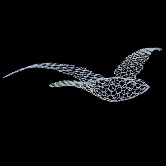 MAGIS Birds Lサイズ バードBenedita Mori Ubaldiniベネディータ・モリ・ウバルディーニインテリアモビールメタルワイヤー送料無料ギフト