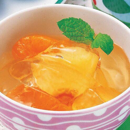 【学校給食】【冷凍食品】【味の素冷凍食品】あわせるゼリー(マスカット)500g
