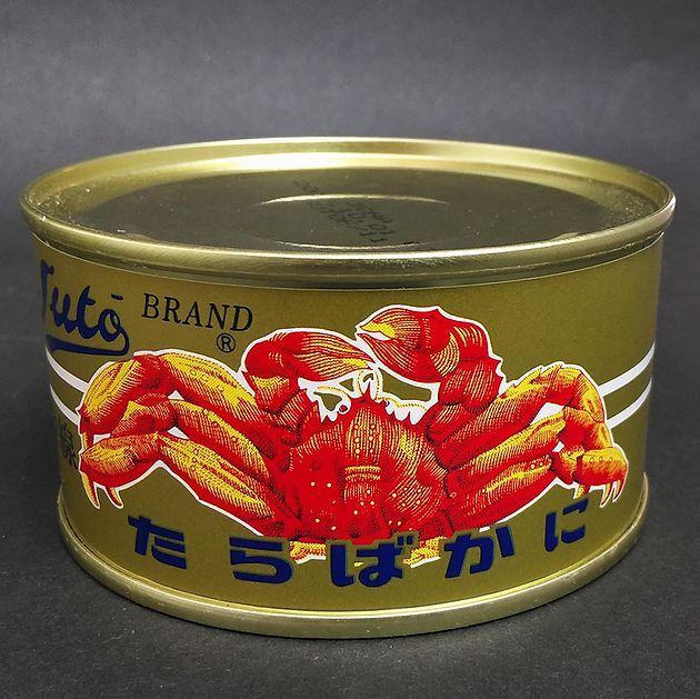 【かに缶】金線たらばかに 110g【6缶】【ストー缶詰】【北海道函館市】【かに缶詰】【蟹缶詰】【カニ缶】【取り寄せ】