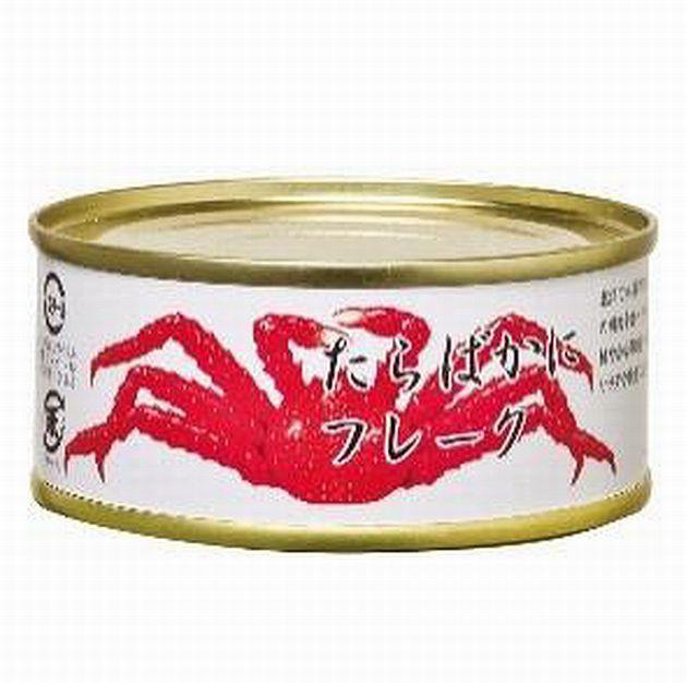 【かに缶詰】たらばかにフレーク 60g 【48缶】【ストー缶詰】【北海道函館市】【かに缶】【カニ缶】【蟹缶詰】【取り寄せ】