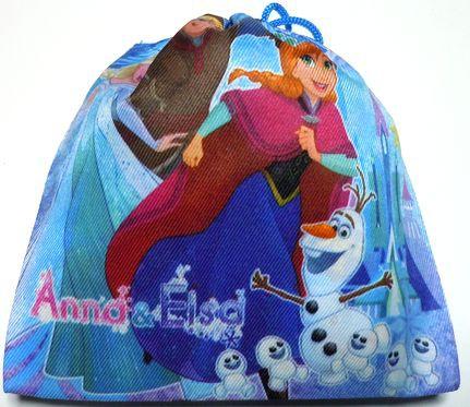 お菓子 詰め合わせ アナと雪の女王 巾着袋入り 100円
