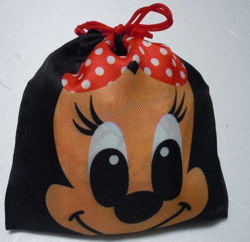 お菓子 詰め合わせ ディズニー フェイス巾着袋入り 100円