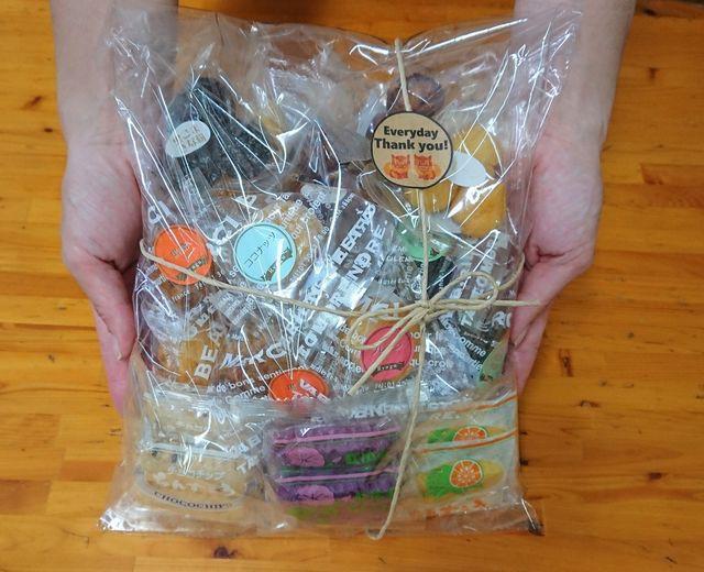 送料無料 通販限定 ばらまき お菓子 サーターアンダギー ちんすこう 沖縄風ドーナッツ ドリームバリューパック チョコっと プレゼント