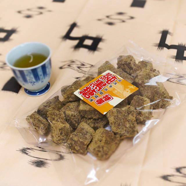 黒糖 黒砂糖 沖縄 宮古島 多良間産 純黒糖 『特等』750g かちわり