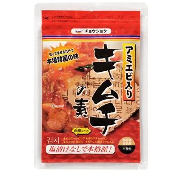 キムチの素 118g 切ってまぜるだけで本場韓国の味! 韓国食品・韓国食材・キムチ材料 より安いメール便