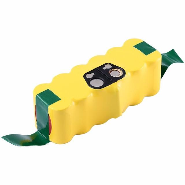 1年保証 ルンバ 互換 バッテリー 大容量 3500mAh Roomba 500 600 700 800 900 シリーズ 対応 充電池