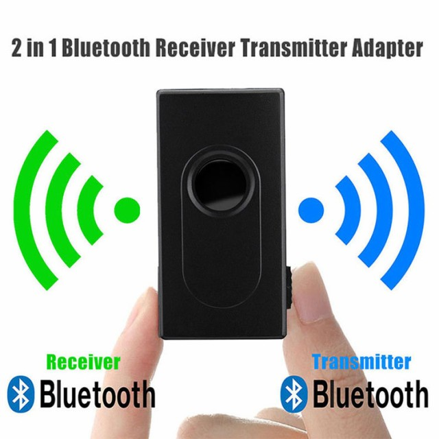 Inateck Bluetooth Audio Transmitter Receiver 3.5mm Music Stereo Adapter Speaker