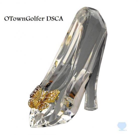 ガラスの靴 ディズニー置物オブジェ 通販価格比較 価格com