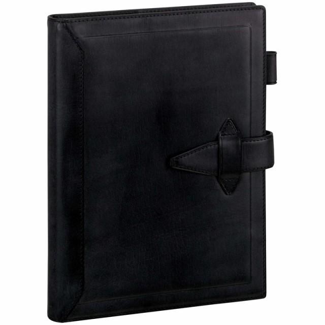 ダ・ヴィンチグランデ ロロマクラシック A5サイズ システム手帳 リング20mm DSA3010 B [ブラック]