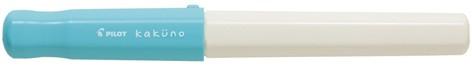 【メール便なら送料240円】PILOT<パイロットコーポレーション> 万年筆kakuno(カクノ) ソフトブルー ペン種:F(細字) FKA-1SR-SLF