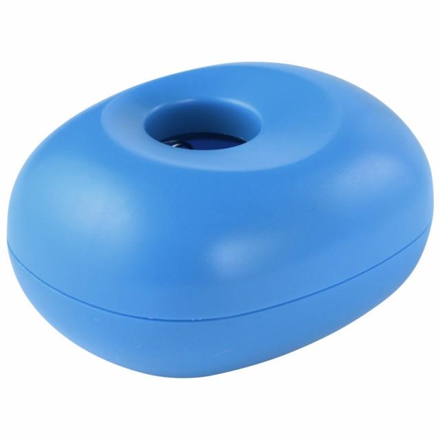 プラス(PLUS)クリップケース ゼムクリップ用 ブルー ゼムクリップ120個入 CP-500 81-951
