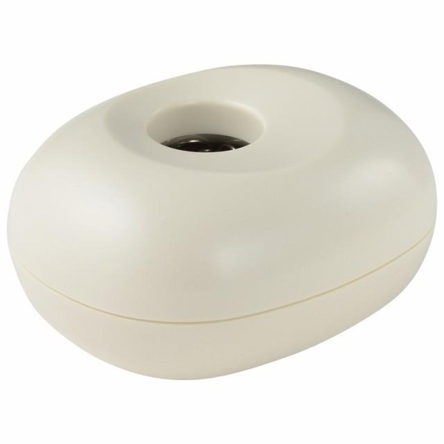 プラス(PLUS)クリップケース ゼムクリップ用 ホワイト ゼムクリップ120個入 CP-500 81-952