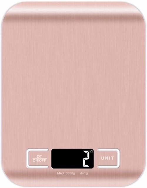 スケール デジタルスケール 電子スケール キッチンスケール 電子はかり コンパクト LCDディスプレイ 計量可能 風袋引き機能 オートオフ機