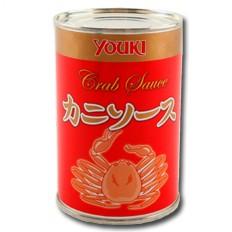【送料無料】ユウキ食品 業務用カニソース450g×2ケース(全24本)