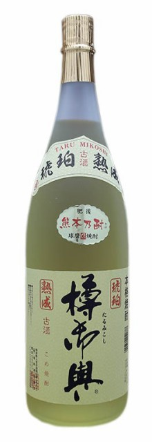 山河 樽神輿(米焼酎)(25゜) 1800ml
