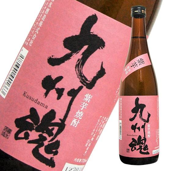 芋焼酎 九州魂kusudama紫芋焼酎(25゜) 720ml