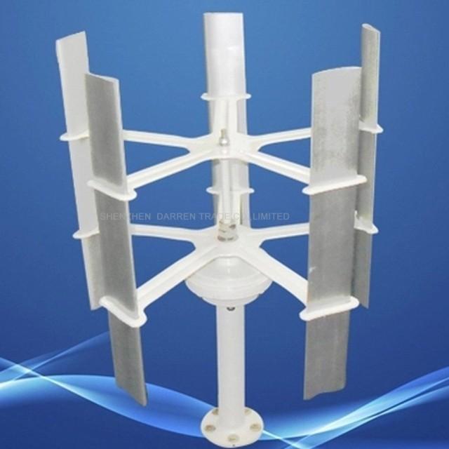 風力発電機 家庭用 小型 高効率12V 風力タービン 5羽根