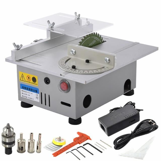 テーブルソー 多機能 ミニ ミニグラインダー 7000rpm ミニテーブル型のこぎり 24V 切断機