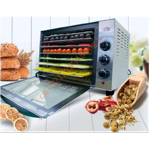 220ボルト多機能電気食品乾燥機発酵機7層フルーツハーブ肉野菜脱水機発酵機
