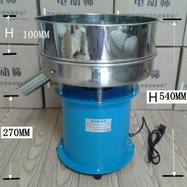 電動ふるい機 粉末 高性能 スクリーニング 国内電圧対応 110V 直径40cm
