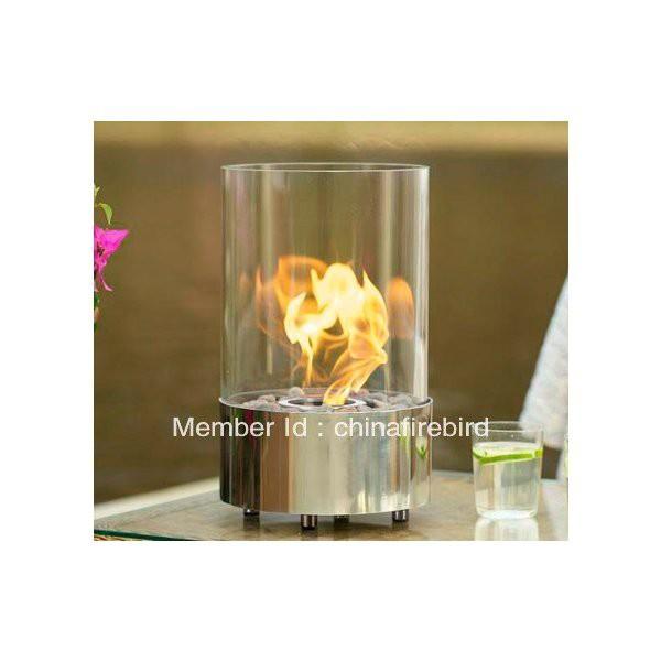 バイオエタノール 暖炉 ステンレスバーナー付きススが出ない テーブル 卓上 FD40 SUNFLAME