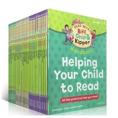 知育絵本 子供用練習絵本 33冊セット オックスフォード リーディング ツリー 英語教材