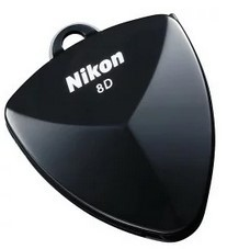 【ゆうパケットで送料無料】【代引き不可】Nikon ニコン ニューポケットタイプルーペ 8D ブラック【ラッピング無料】
