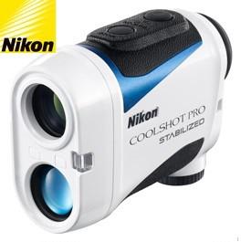 【送料無料】Nikon・ニコンゴルフ用レーザー距離計 高低差も計測 防水・手ブレ機能付き クールショット PRO STABILIZED COOLSHOT PRO STA