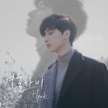 ヒョギ(VIXX)/ 冬の蝶 -Mini Album (CD) 韓国盤 ビックス ヴィックス HYUK