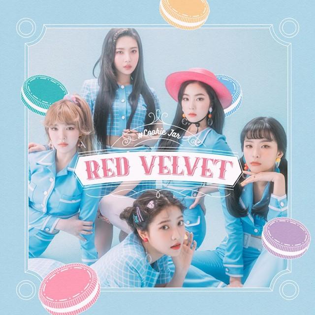 Red Velvet/ #Cookie Jar <通常盤> (CD) 日本盤 レッド・ベルベット クッキー・ジャー