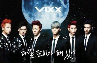 【メール便送料無料】VIXX/ 傷つく準備はできてる-3rd Single Album (CD) 韓国盤 ヴィックス ビックス