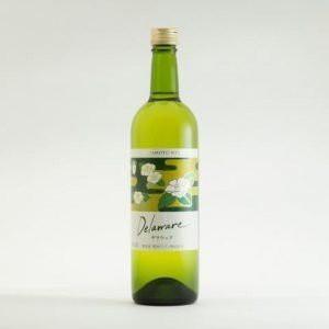 熊本ワイン デラウェア 白・辛口 〜日本で飲もう最高のワイン2018 プラチナ〜 神の雫登場の菊鹿シャルドネ ワイナリー