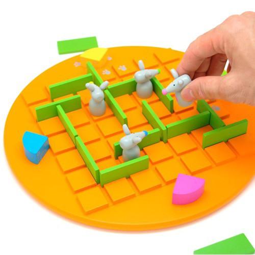ギガミック コリドールキッズ Gigamic Quoridor Kids ボードゲーム おもちゃ 知育玩具 脳トレ