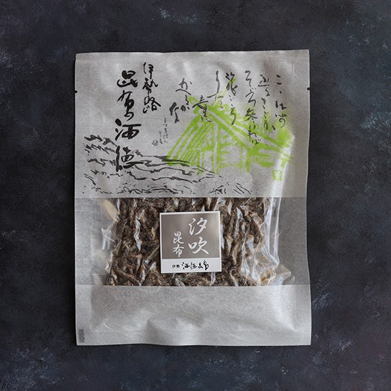 汐吹昆布 (短冊) 55g×2個 メール便送料無料 STKM 三重県 伊勢 志摩 お土産