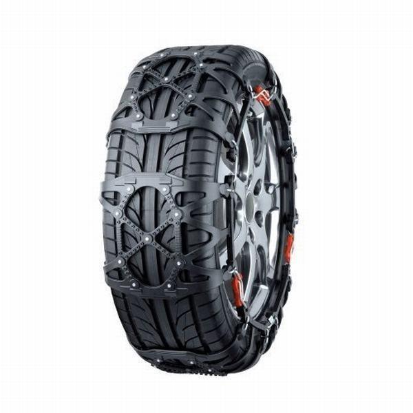 カーメイト 日本製 非金属タイヤチェーン バイアスロン クイックイージー QE15L 適合:245/45R18(夏) 235/50R18(夏) 225/60